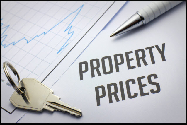 Las Vegas Property Prices and Sales Numbers
