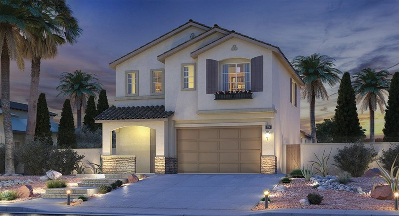 Lennar homes Las Vegas