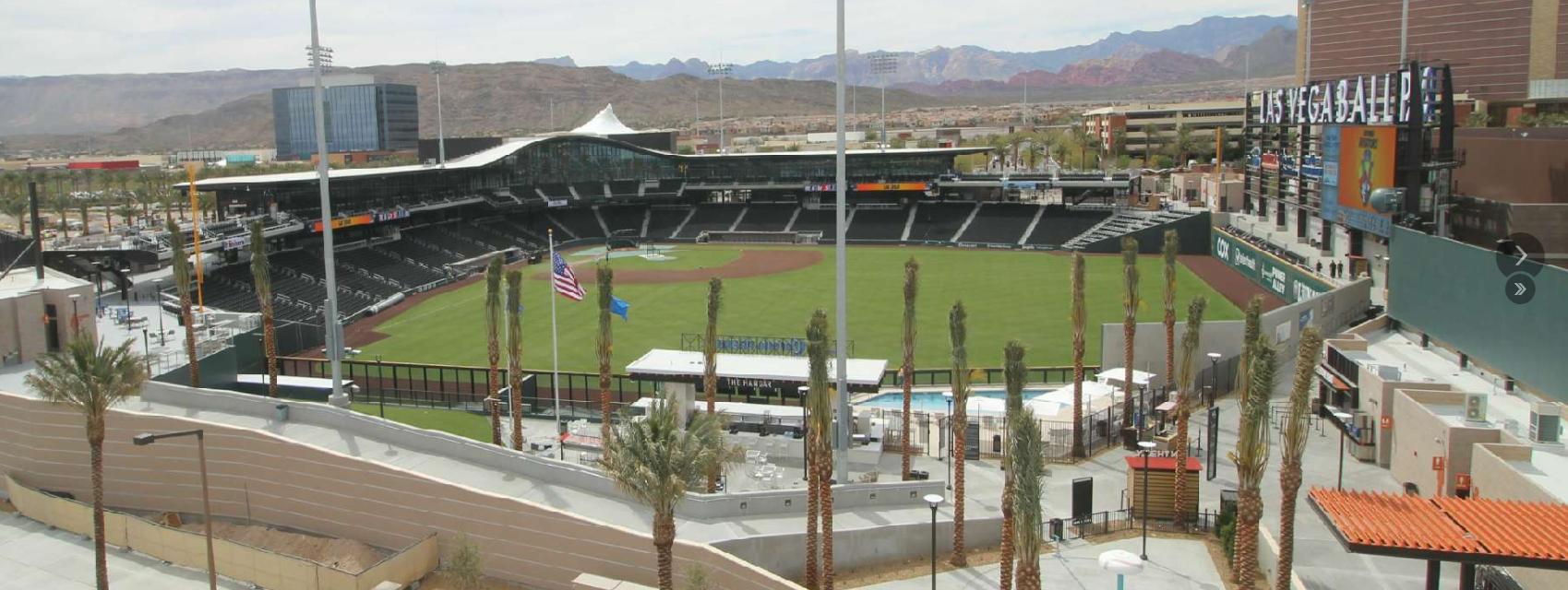 Las Vegas Ballpark in Downtown Summerlin