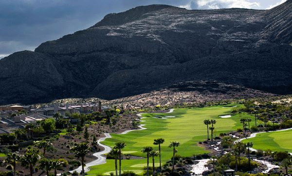 THE MOUNTAIN COURSE AT RED ROCK, SUMMERLIN