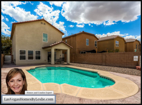 North Las Vegas Home With Pool 3304 Brayton Mist Dr 89081