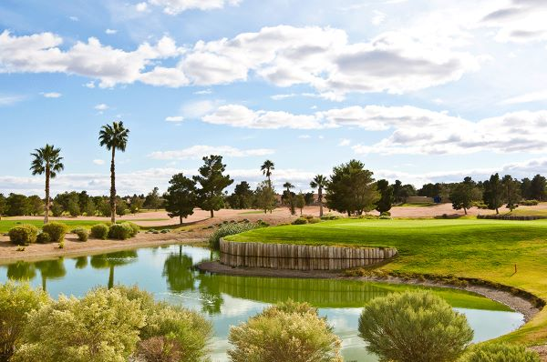 Palm Valley Golf Course, Summerlin, Las Vegas