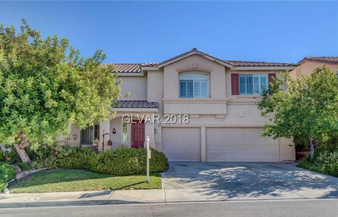 Home sold in Paradise Hills, Las Vegas