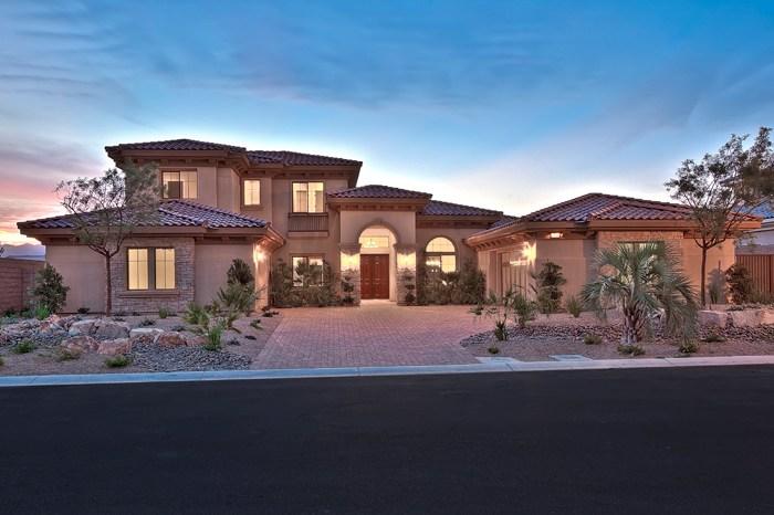 Pinnacle Homes Las Vegas Nv New Homes Floorplans