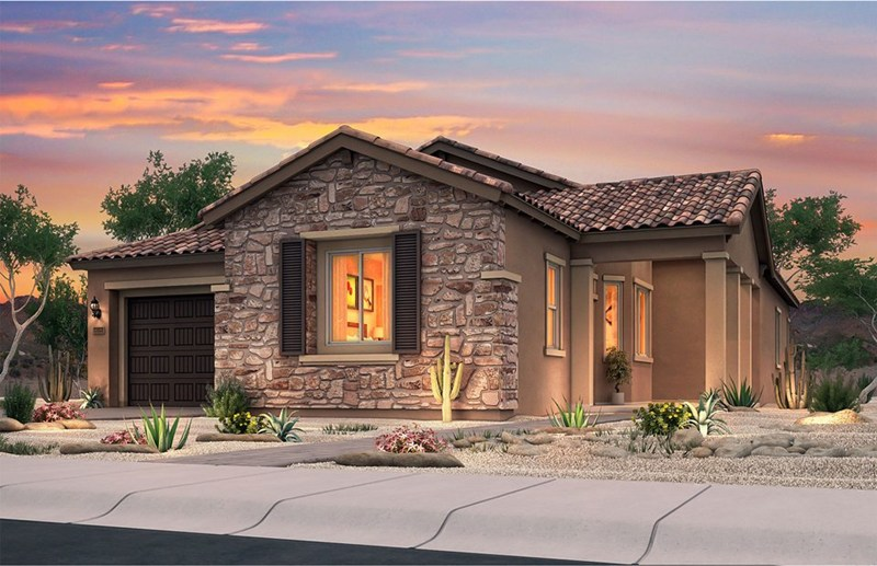 Pulte homes in Las Vegas