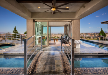 Palisades Collection homes by Toll Brothers in Regency at Summerlin