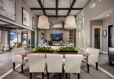 Pinnacle Collection homes by Toll Brothers in Regency at Summerlin