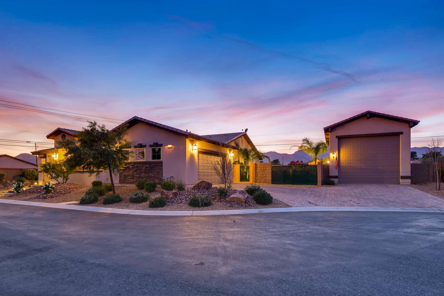 Summerlin & Las Vegas homes with RV Parking