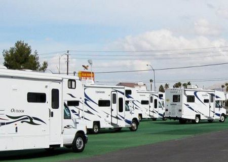 Summerlin homes with RV Parking