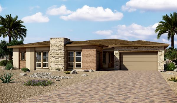 Ryder homes by Pardee at Onyx Point