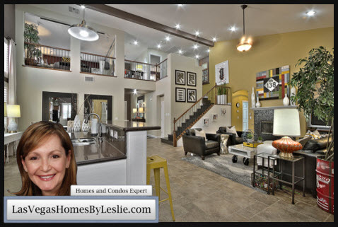 Selling your home in Las Vegas with Leslie Hoke