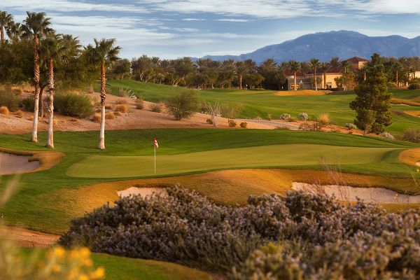 Siena golf club in Summerlin, Las Vegas