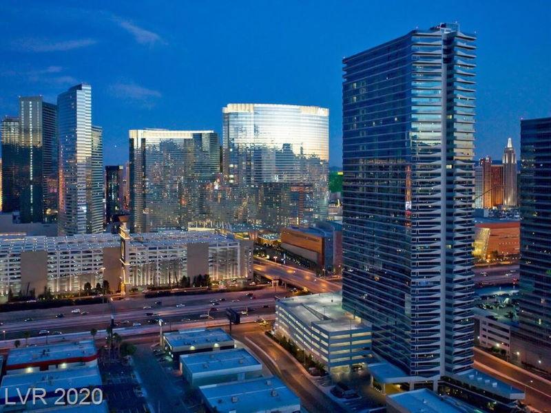 Luxury penthouse in the Martin, Las Vegas