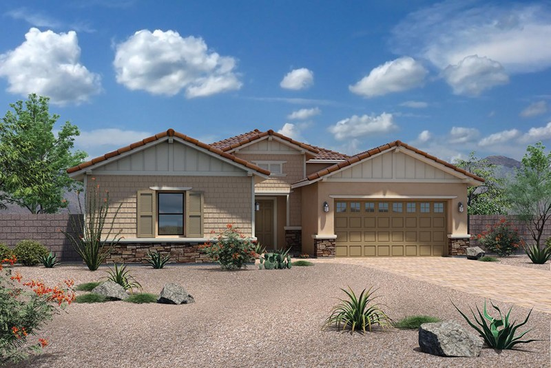 Toll Brothers homes Las Vegas