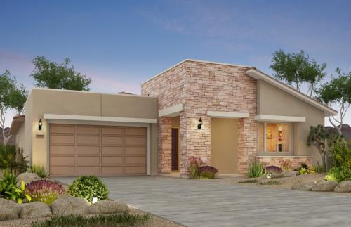 C2 Pulte home at Vistara, Summerlin