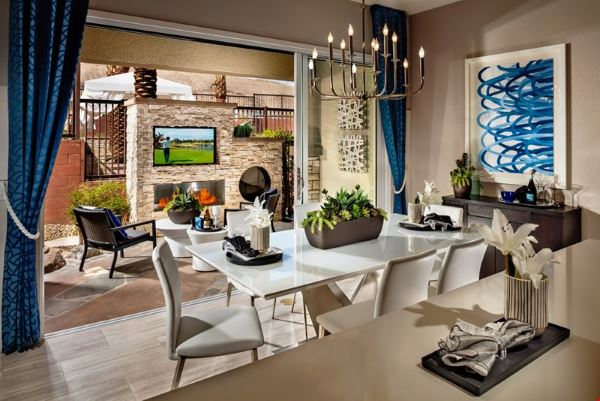 Vista Dulce Townhomes at Summerlin