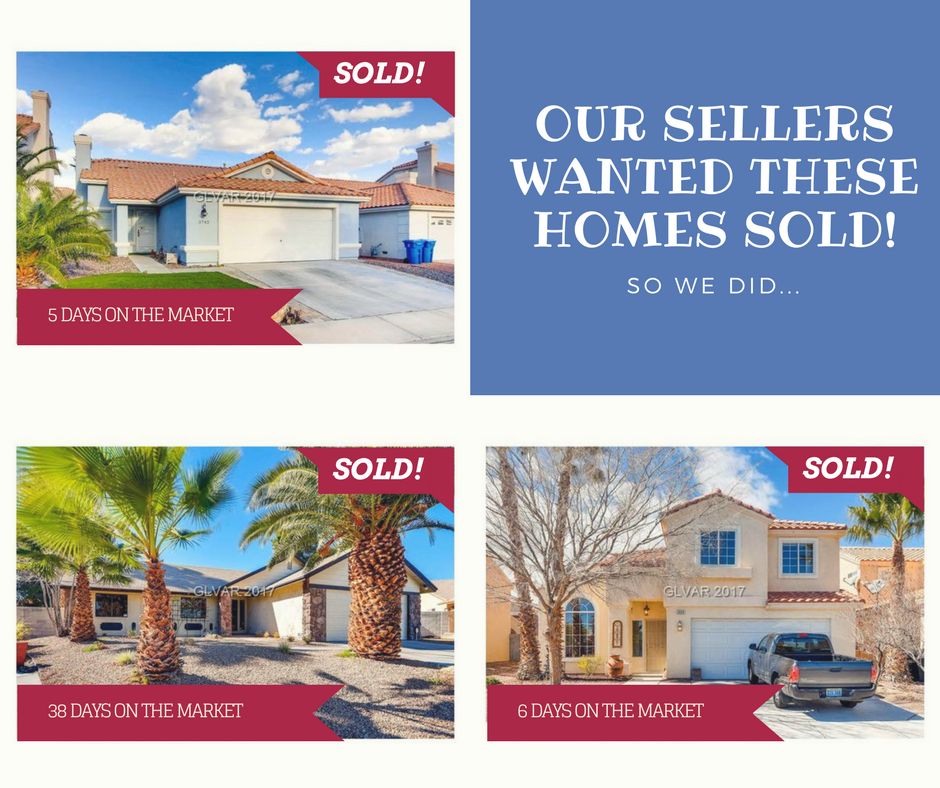 homes sold by Leslie Hoke Las Vegas realtor
