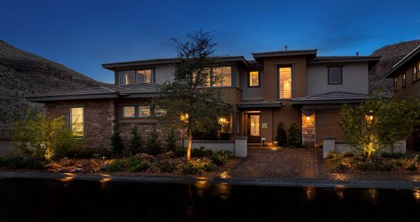 Cielo at the Mesa, Summerlin - Dorado home by Woodside
