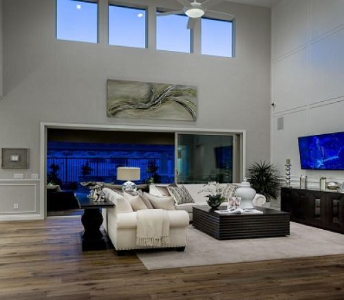 Cielo at the Mesa, Summerlin - Tucana home by Woodside