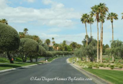 Canyon Gate Neighborhood Golf Club Community Homes Las Vegas