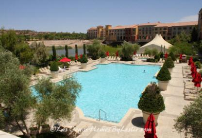 Lake Las Vegas Neighborhood Golf Course Community Henderson NV
