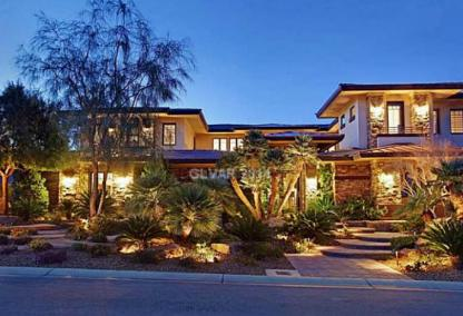 Las Vegas Luxury Homes Azure The Ridges Summerlin