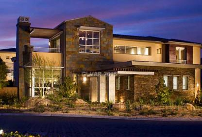 Las Vegas Luxury Homes Boulder Ridge The Ridges Summerlin
