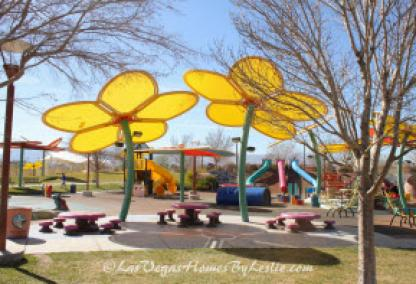 Las Vegas Neighborhood Centennial Hills Community Park