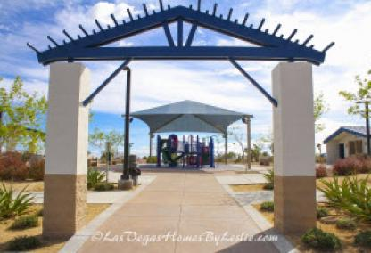 Las Vegas Neighborhood Painted Desert Community Park