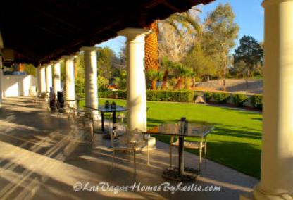 Las Vegas Neighborhood Painted Desert Golf Course Community Club House