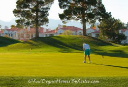 Las Vegas Neighborhood Providence Painted Desert Golf Course