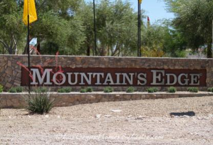 Mountains Edge Neighborhood Community Las Vegas