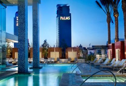Palms Place Luxury High Rise Condos Las Vegas
