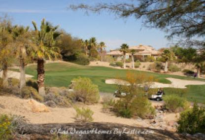 Red Rock Country Club Golf Course Homes in Las Vegas