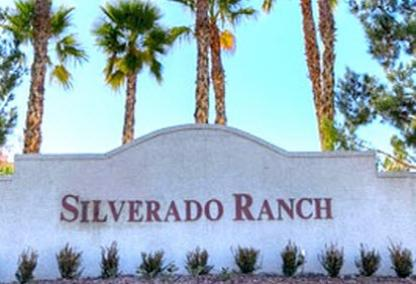 Silverado Ranch Neighborhood Community Homes Las Vegas