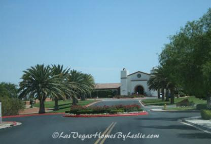 Silverstone Ranch Neighborhood Community Golf Course Homes Club House Las Vegas