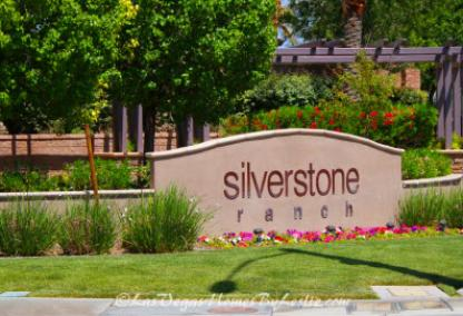 Silverstone Ranch Neighborhood Community Golf Course Homes Las Vegas