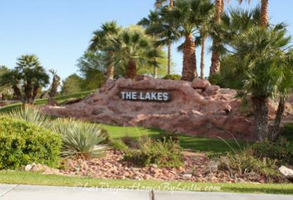 The Lakes Neighborhood Community Homes Las Vegas