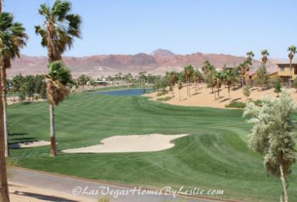 Tuscany Village Neighborhood Golf Course Community Homes Henderson NV