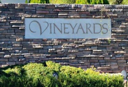Entrance to The Vineyards at The Arbors of Summerlin