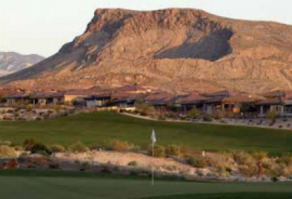 Summerlin Las Vegas Community Golf Courses Badlands