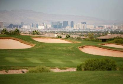 DragonRidge golf course, Henderson