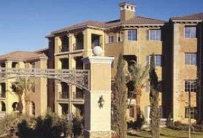 Mantova condos in Lake Las Vegas