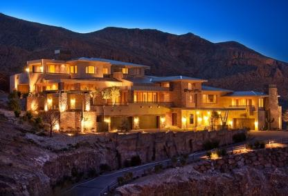 Promontory home in The Ridges at Summerlin
