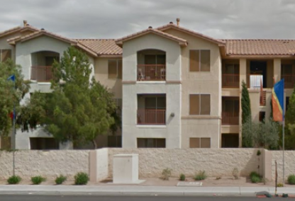 Silver Pines condos in Summerlin