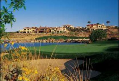 golf at Lake Las Vegas South Shore