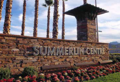 Summerlin Centre at Summerlin, Las Vegas