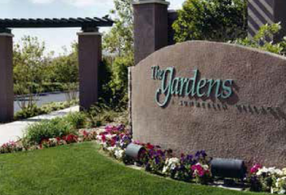 Homes in The Gardens at Summerlin, Las Vegas