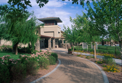 The Willows Community Center, Summerlin